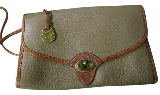 Preload https://item2.tradesy.com/images/dooney-and-bourke-taupe-leather-shoulder-bag-10246051-0-1.jpg?width=440&height=440