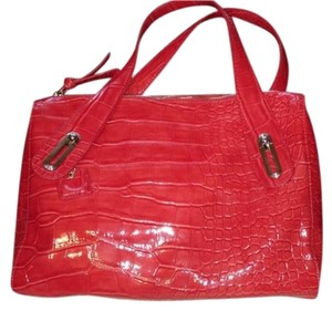 Liz Claiborne Tote in RED