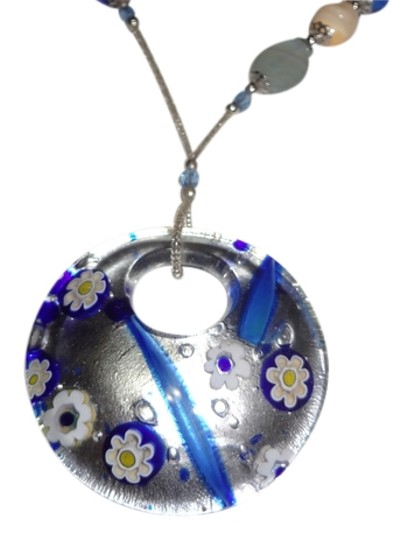 Preload https://item3.tradesy.com/images/murano-blue-and-white-necklace-10247947-0-1.jpg?width=440&height=440