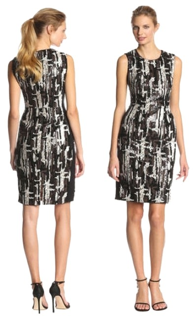 Preload https://item1.tradesy.com/images/bcbgmaxazria-black-combo-larisa-sleeveless-fitted-sequin-above-knee-cocktail-dress-size-4-s-10248010-0-1.jpg?width=400&height=650