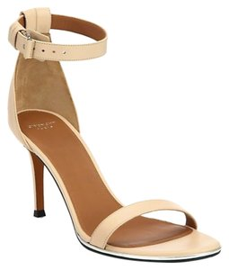 Givenchy Nude Leather Blush Sandals