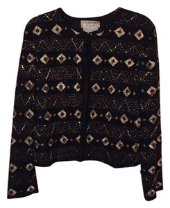 Papell Boutique Top Beaded