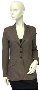 Escada Brown Beauty Blazer