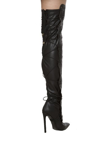 Lust For Life Black Boots