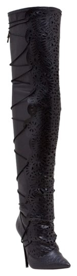 Preload https://item2.tradesy.com/images/lust-for-life-black-bootsbooties-size-us-75-regular-m-b-10249231-0-1.jpg?width=440&height=440