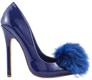 Privileged Blue Pumps