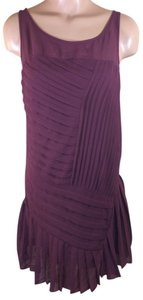 LC Lauren Conrad Pleated Tank Dress