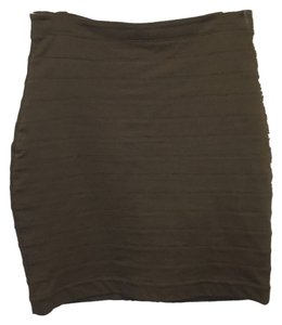 Express Skirt Taupe