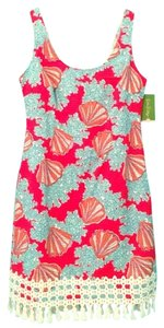 Lilly Pulitzer Garden Party Summer Dress