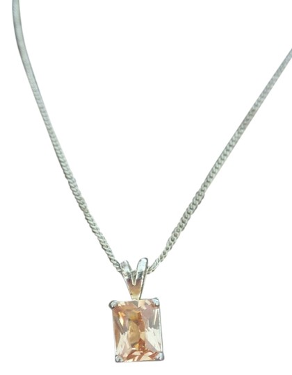 Other Crystal .925 Necklace
