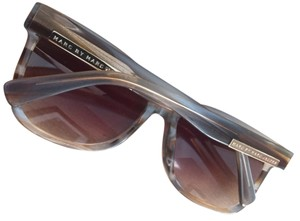 Marc Jacobs Marc Jacobs Brown Gold Sunglasses