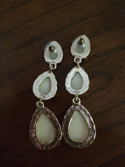Amrita Singh Triple Teardrop Earrings