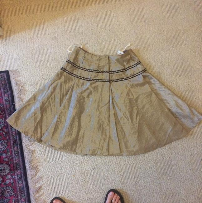Song and Kelly21 Skirt Gold