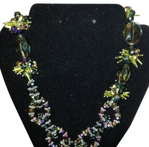 Other Beautiful Multi Color Crystal necklace
