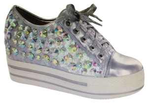 Helen's Heart Silver Multi These tennis shoes comes in 6 colors and sizes range from 6-11 Athletic