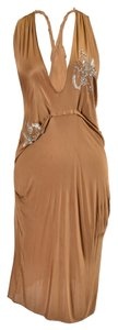 John Galliano short dress on Tradesy