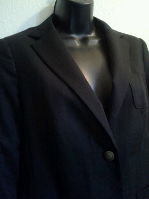 Gap Wool Black Blazer