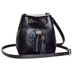 Tory Burch Mini Thea Bucket Bucket Bucket Cross Body Bag