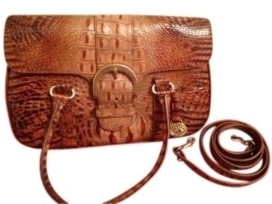 Preload https://item2.tradesy.com/images/brahmin-satchel-with-brown-leather-croc-embossed-shoulder-bag-10256-0-0.jpg?width=440&height=440