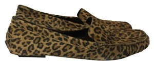 Manolo Blahnik Animal print Flats