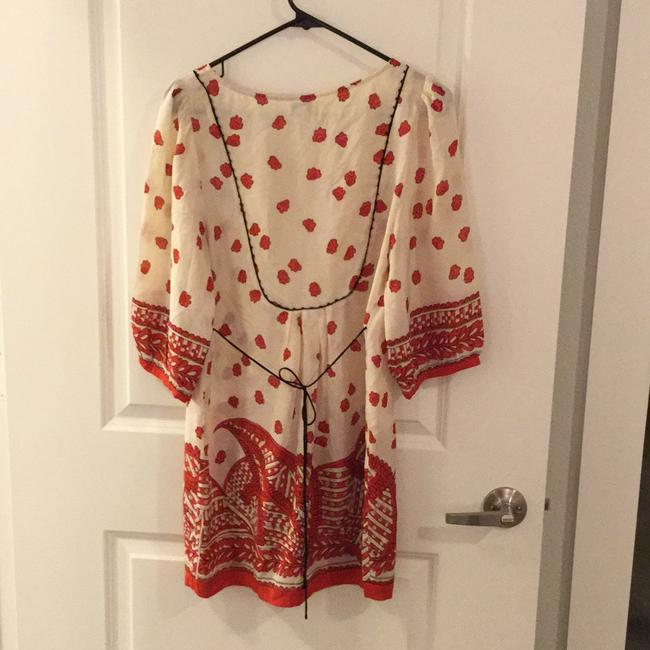We are vera Anthropologie Tunic