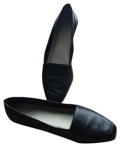 Enzo Angiolini Leather Soft black Flats