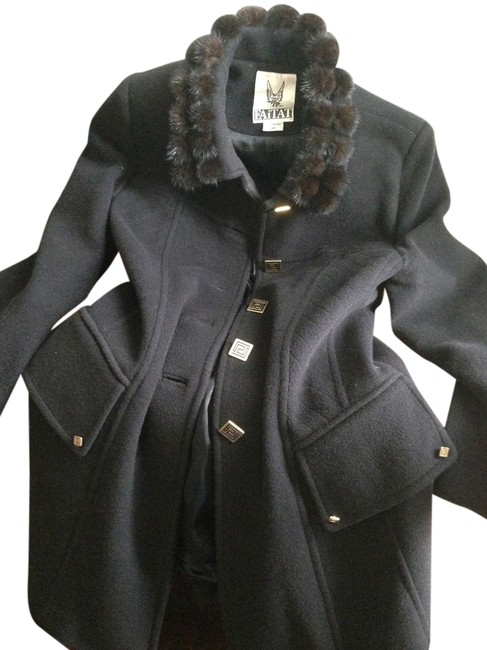 Preload https://item1.tradesy.com/images/over-the-knee-wool-and-mink-trench-coat-size-8-m-10257760-0-1.jpg?width=400&height=650