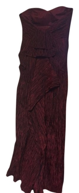 Preload https://img-static.tradesy.com/item/10258405/phoebe-couture-red-gown-long-formal-dress-size-4-s-0-2-650-650.jpg