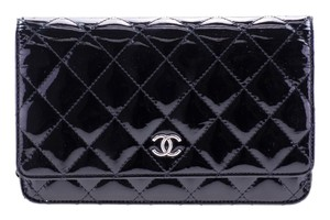 Chanel Leather Woc Cross Body Bag