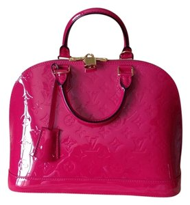 Louis Vuitton Satchel in Indian Rose