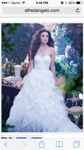 Alfred Angelo Disney Collection Ariel Princess Dress Wedding Dress