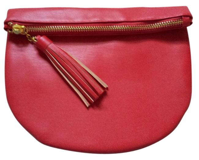 Item - Red Clutch