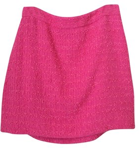 Kate Spade Mini Mini Skirt hot pink