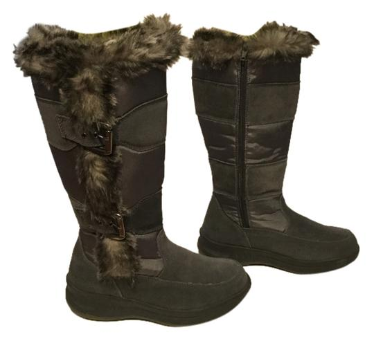 Preload https://item2.tradesy.com/images/cougar-gray-waterproof-bootsbooties-size-us-6-regular-m-b-10260241-0-1.jpg?width=440&height=440