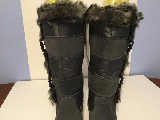 Cougar Waterproof Gray Boots