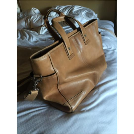 Coach Coach Men Tan Nude Bag