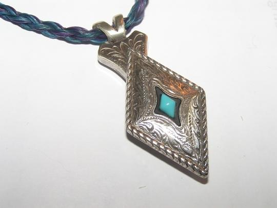 Preload https://item1.tradesy.com/images/silverbluepurple-bogo-free-your-choice-of-any-2-items-hitched-horsehair-necklace-10260685-0-0.jpg?width=440&height=440