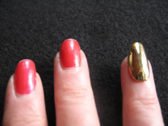 Other Gold Fingernail Fashion - Unique - Dress Up Your Manicure