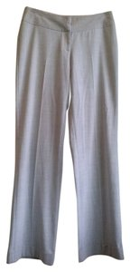 White House | Black Market Wide Leg Pants Gray