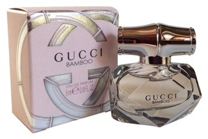 Gucci NEW Gucci Bamboo Eau de Parfum Mini Collectible Bottle with Box
