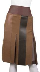 Céline Skirt Brown