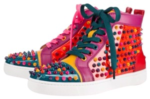 Christian Louboutin Multic Luc/ Multi-Colors Flats