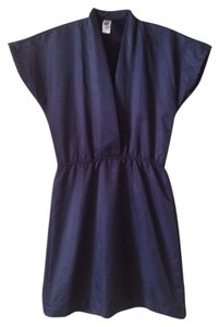 American Apparel short dress Navy Classic Girl on Tradesy