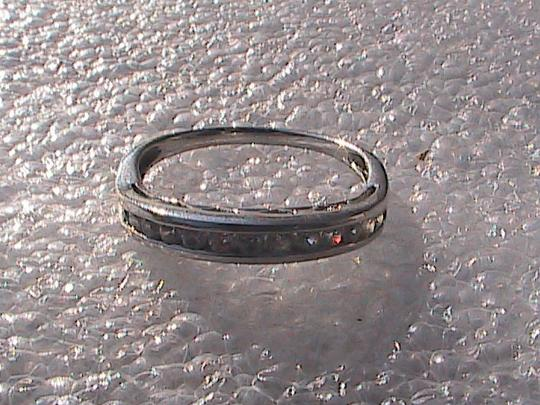 Other 925 CZ Band Ring (#171)