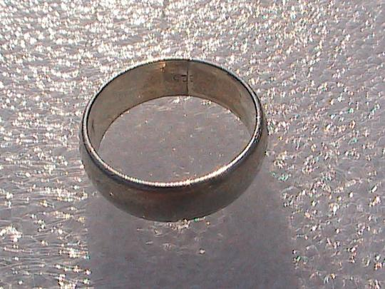 Other Sterling Silver Band Ring (#174)