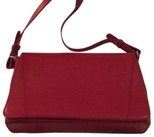 Kenneth Cole Red Clutch