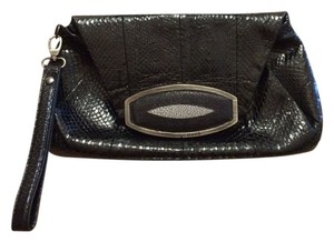 Francesco Biasia Black Clutch