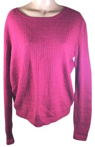 J.Crew Cableknit Wool Cashmere Sweater