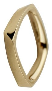 Tiffany & Co. * TIFFANY & CO. FRANK GEHRY 18K GOLD TORQUE RING