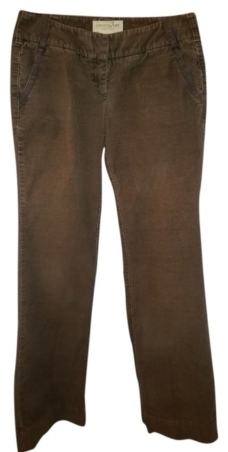 "Item - Brown 6l London Jean ""The Marisa Fit"" Stretch Corduroy Pants Size 6 (S, 28)"